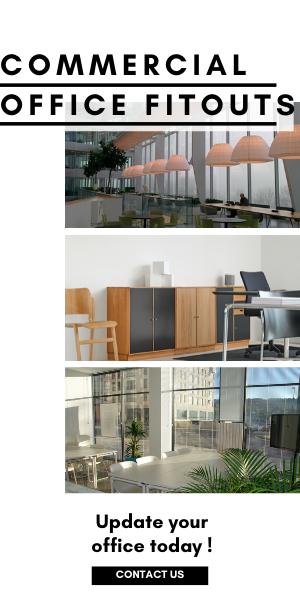 commercial office fitouts melbourne
